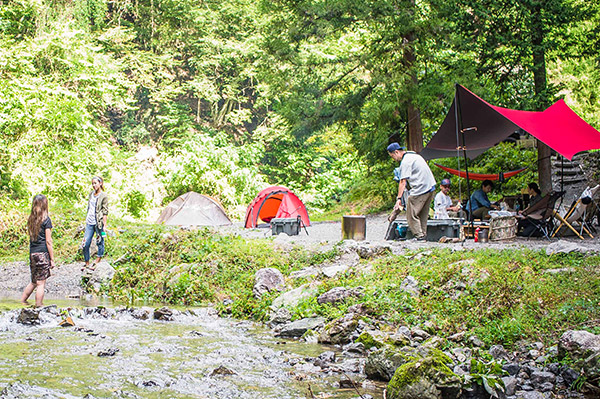 Refresh Yourself through Hiking and Camping  Take a short