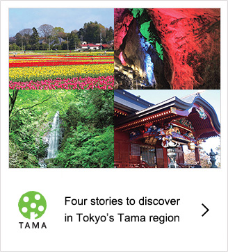 Four stories to discover in Tokyo's Tama region
